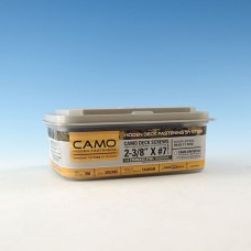 CAMO medsraigtis terasoms, nerūdijančio plieno A2, 60mm (350 vnt.)