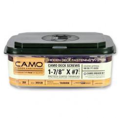 CAMO medsraigtis terasoms, ProTech 60 mm (350 vnt.)