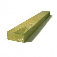 Kalibruota impregnuota graduota C24 mediena 45x95x6000