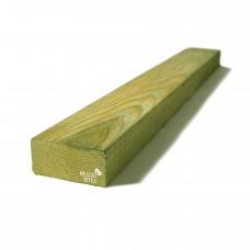 Kalibruota impregnuota graduota C24 mediena