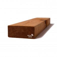 Kalibruota impregnuota rudai mediena