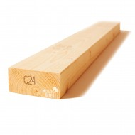 Kalibruota graduota C24 mediena 45x95x4800