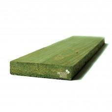 Nedžiovinta impregnuota mediena 25x110x5400